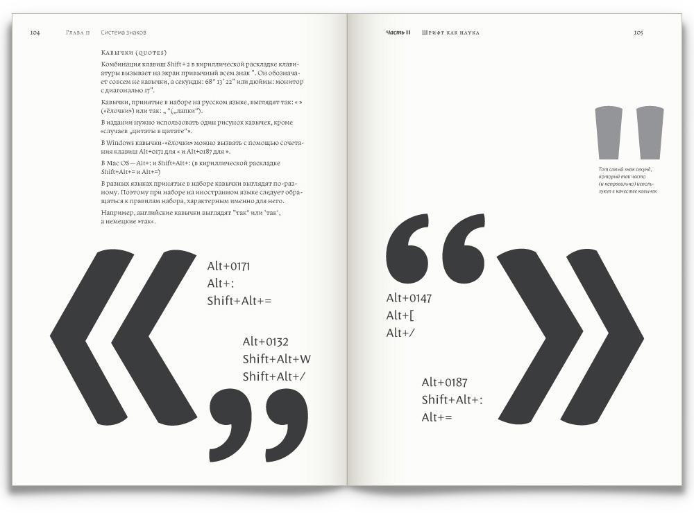 Книга типографика скачать